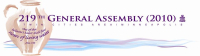 Presbyterian Church (USA) 219 General Assembly Logo
