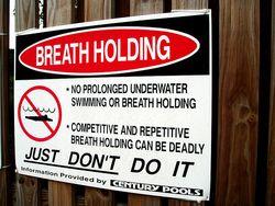 Breathholding